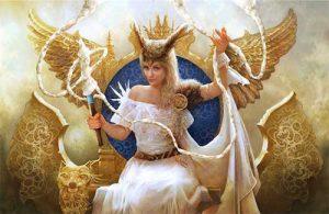 Freya viking