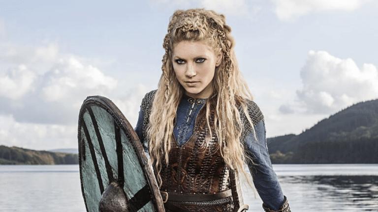 coiffures vikings