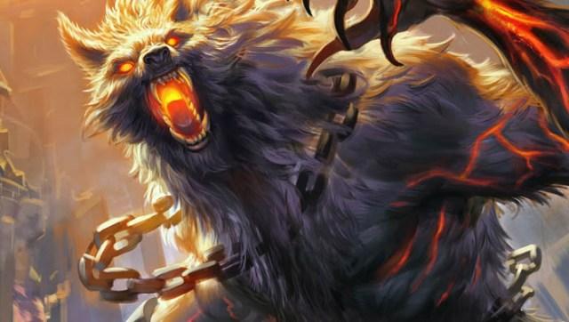 loup fenrir