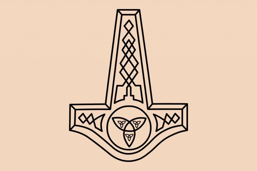 Mjolnir le marteau de thor