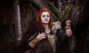 vêtement viking