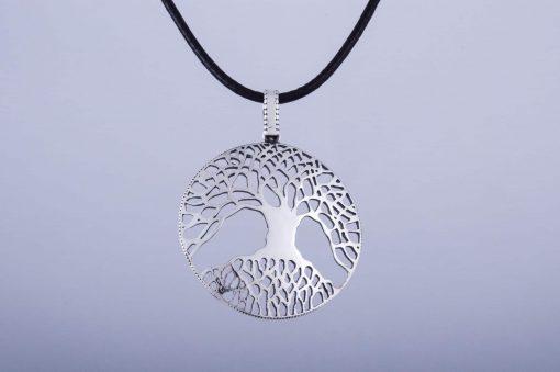 Collier Viking arbre de vie