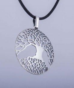 Collier Viking Yggdrasil