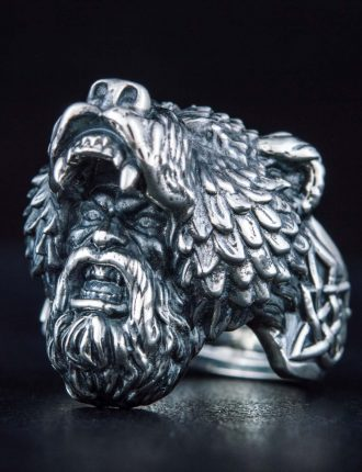 bague viking ODIN